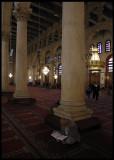 Reading the Koran in Ummayad Mosque