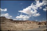Halabiya ruins north of Deir ez-Zor