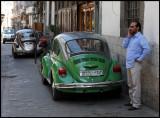 Beetle man - old city Damsacus