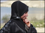 Woman near Palmyra