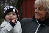 Bastian says: Soon I will have as many teeth as Grandmother......