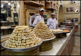 Selling sweets in Deir ez-Zor