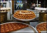 Sweets window display - Deir ez-Zor