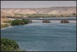 Pontone bridge over Euphrates