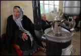 Making coffe in Sabkhat al-Jabbul