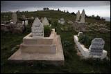 Graveyard close to Krak de Chevaliers