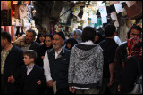 In the souk of old Damascus