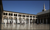 Ummayad mosque - one of the most important muslims places