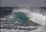 Strong winds on Fuerteventura - Canary Islands