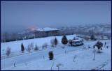 Early morning in Lithotopos near Lake Kerkini