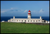 A room with a view - Lighhouse at Ponta do Albarnaz, northern tip of Flores - The Azores