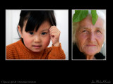 Chinese &  Armenian Faces