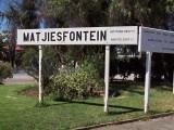Matjiesfontien