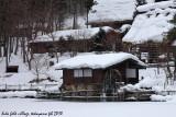 Japan. From Nagoya to Tsumago, Magome, Takayama, Shirakawago and Back (Feb 2010).
