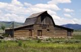 1845 Back of Moulton Barn