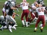 Redskins at Raiders - 12/13/09