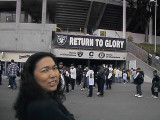 Seahawks at Raiders - 11/15/98