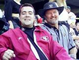 49ers at Raiders - 08/30/99