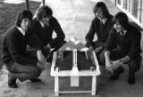 Steve Murphy, Shaun Murphy, Peter Brown and Ross Morgan