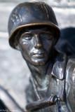 Sculpture soldier 2