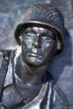 Sculpture soldier 3