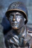 Sculpture soldier