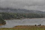 Rainy Day In Maine