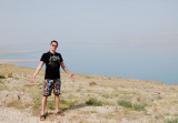 Me at Dead sea