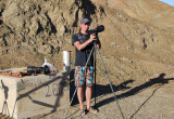 Me at Eilatmountains counting Raptors