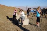 Raptorwatching in Eilatmountains