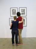 Vernisaj : Isabelle Huppert  La Femme aux portraits