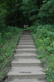 Stairway To Upper Trail