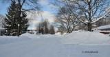 Nice White Snow and Blue Sky Too