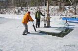 Harvesting Ice