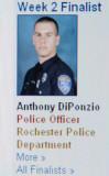 Please Vote For Officer DiPonzio Again
