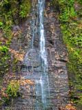 Falls at Kinzua Dam