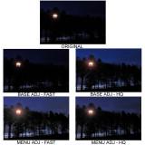 Nikon Capture NX 1.2  D--Lighting Comparsion