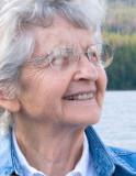 zP1060144 Catherine Richter enjoys boat ride on Lake MacDonald.jpg