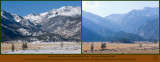 Comparison of air quality in Moraine Park, Rocky Mountain National Park