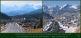 Smog in Estes Park & Rocky Mountain National Park & other places