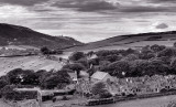 From Maughold Church towards Ramsey