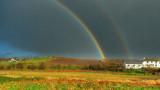 Rainbow near Jurby
