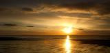 Sunrise, Laxey