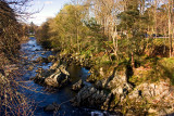 View from Bridge of Feugh - Banchory
