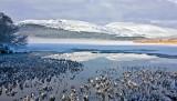 Loch Davan - The Mist Clears