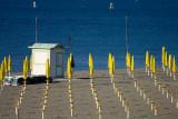 Grado beach - end of season