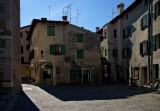 Grado town square