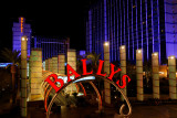 Ballys entrance