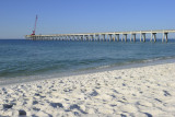 001a: NEW Navarre Beach Fishing Pier Construction