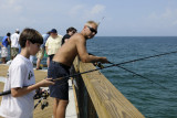 0002a: Life From The Navarre Beach Fishing Pier